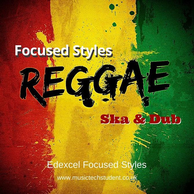Reggae Ska and Dub Focused Styles course