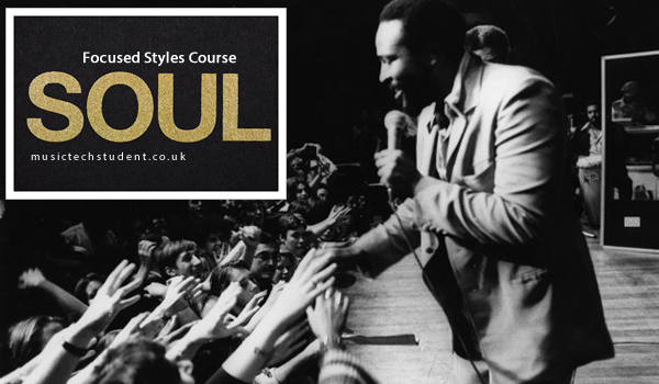 The history and development of soul music