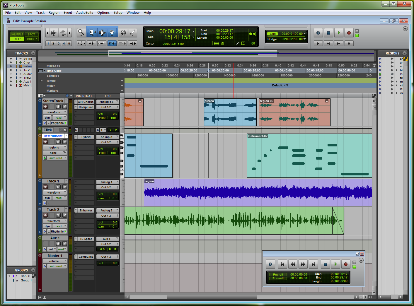 Introduction To Pro Tools Music Tech Student