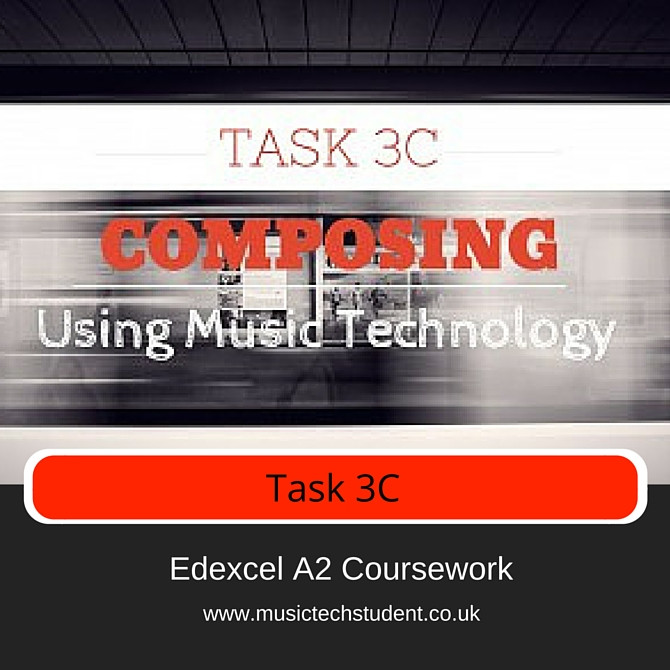 Task 3C Composing using technology