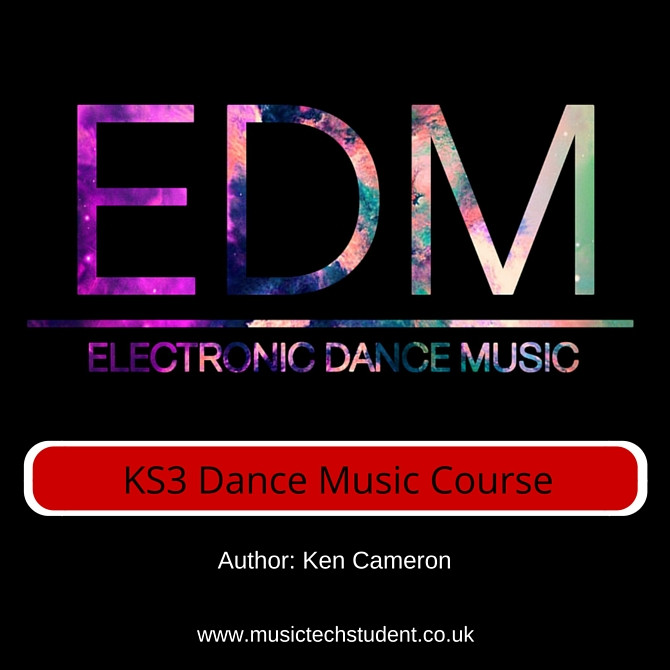 KS3 Dance Music Course