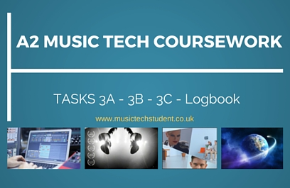 A2 Music Technology Coursework 2015 - 16