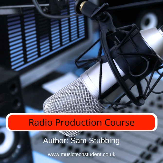Radio Production Course