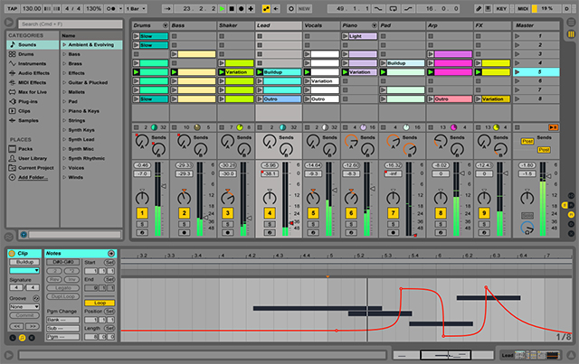 Getting Started with Ableton Live