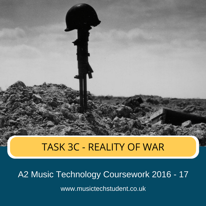 Task 3C - The Reality of war