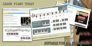 ABSOLUTE BEGINNERS PIANO COURSE