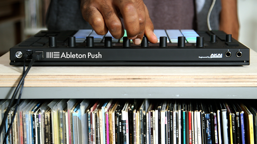 ableton push for education