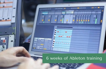 6 week Ableton Live Training course