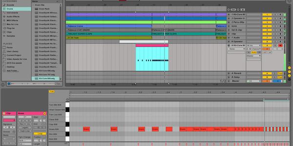 Ableton Live 600 x 300
