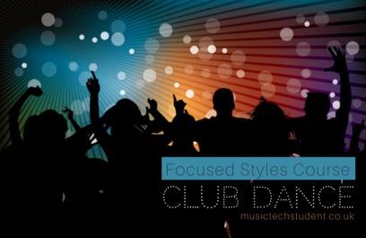 Music Tech Club-Dance-Course