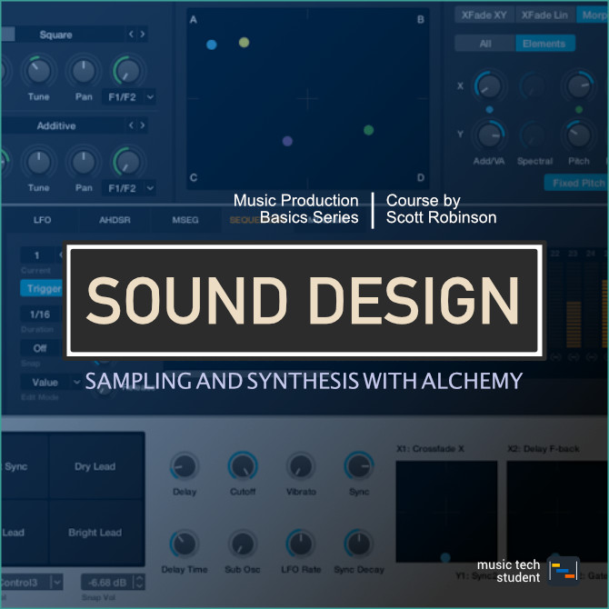 Sound Design with Alchemy