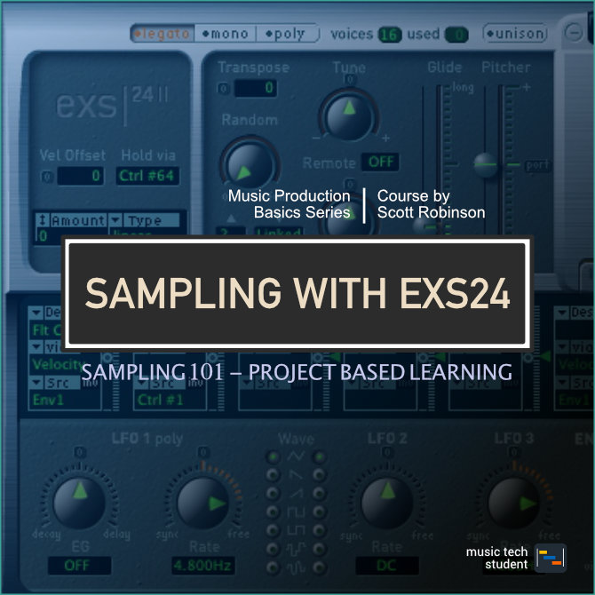 Sampling with EXS24