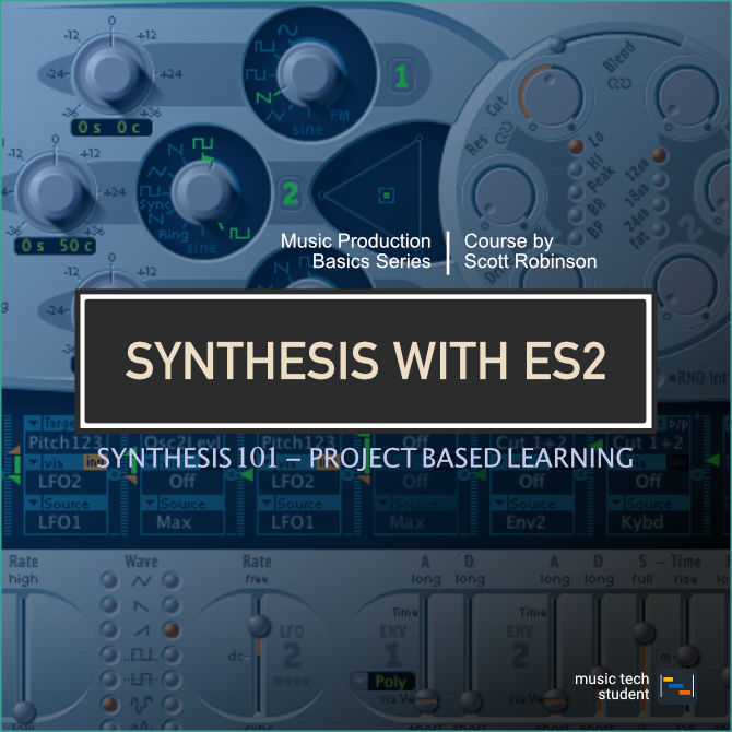 Synthesis with ES2
