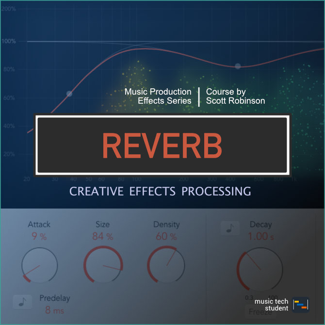 Creative Effects Processing - Reverb