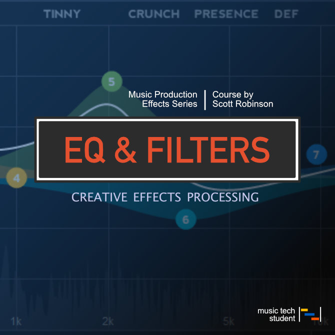Creative Effects Processing - EQ and Filtering