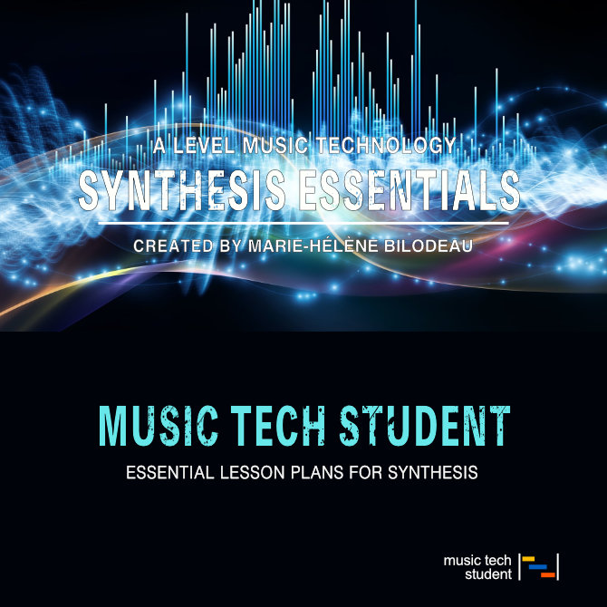 A Level Music Technology Lesson Plans - Synthesis