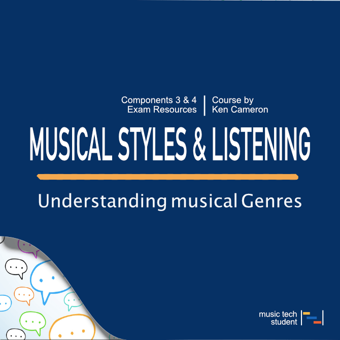 Musical Styles and Listening