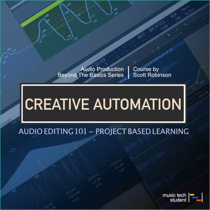 Logic Pro X - Creative Automation